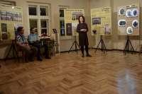 Parodą Dvaras žemaitijoje... pristato Gargždų krašto muziejaus vyr. fondų saugotoja menotyrininkė Regina Šiurytė-Šimulienė